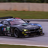 BMW racing at the last ALMS petite lemans in Atlanta 2013