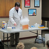 "The Telus World of Science comes to visit the Castle Downs Branch with their ""Spectacular Science"" program.  Taken on April 1, 2014."