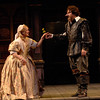 The Oregon Shakespeare Festival. 2006. Cyrano DeBergerac by Edmond Rostand. Directed by Laird Williamson. Scenic Design: William Bloodgood. Costume Design: Deborah M. Dryden. Lighting Design: Robert Peterson. Photo: Jenny Graham.