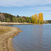 Lake Burley Griffin in autumn, Canberra