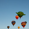 Balloons at the Canberra Balloon Festival 2015