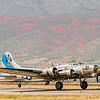 Sentimental Journey lift off