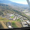 An aerial view of Crafton Hills College is seen from the Air Support Unit of the Redlands Police Department, a 1967 Cessna 172, on Friday, March 20, 2015 in Redlands, Ca. (Micah Escamilla/Redland Daily Facts)