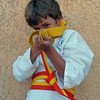 The yellow belt is but a toy, any more.