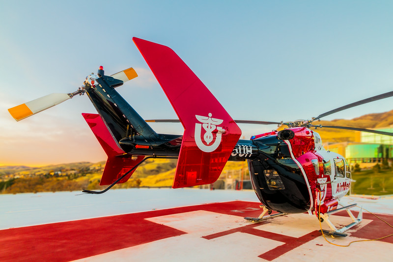 University of Utah AirMed - EC145