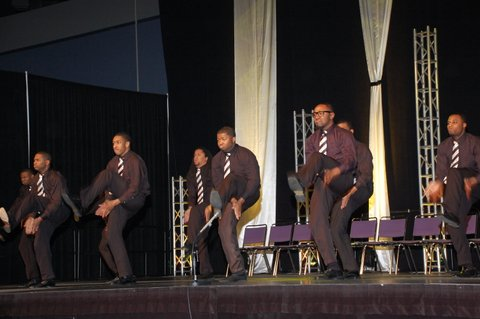 2013 Southern Region Step Show Contestants