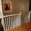 Replace stair rail and balusters