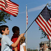 Annual September 11th 9/11 remembrance ceremony at St. Agnes School in Avon.