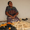 Kiva Borrower, Scraping the Corn - Panicuy, Guatemala