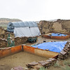 Patricia Crown and a UNM crew were working on an excavation of Pueblo Bonito's room 28.