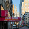 NYC random - Over the bridge - Beauty supply
