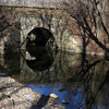 C&O Canal Culvert 82 towpath portal (Little Catoctin Creek)_12-15-2014 condition