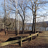 Splendid Potomac River views at Guard Lock 3