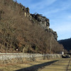 Maryland Heights cliffs opposite Harpers Ferry