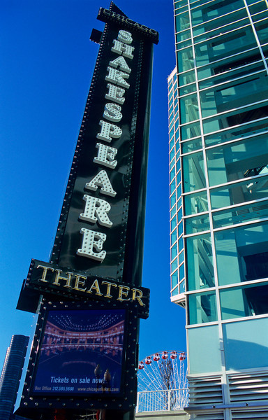 Shakespeare Theater on Navy Pier