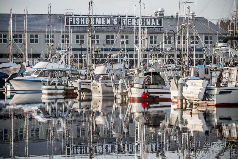Fishermen's Terminal - Seattle