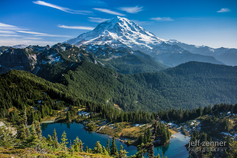 Majestic Mount Rainier!