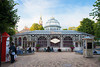 The Glassalen (Glass Hall Theatre) at Tivoli Gardens amusement park, Copenhagen, Denmark