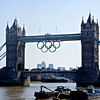 Tower Bridge from Olympics