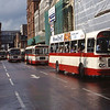 Citybus 2581 Line Up Donegal Square Belfast Jul 98