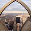 Central Park with Built in Frame