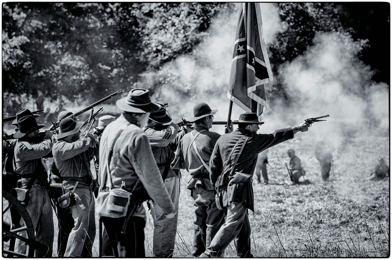 Northwest Civil War Council, Willamette Mission Event July 2014
