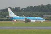 "PH-BGL ""Tjiftjaf/Warbler"" KLM Royal Dutch Airlines Boeing 737-7K2(WL) c/n 30369 @ Manchester Airport / EGCC 01.08.14"