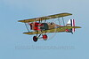 Royal Aircraft Factory SE5a 00008 A flying British Royal Air Force World War I fighter Royal Aircraft Factory SE5a military airplane picture by Stephen W D Wolf