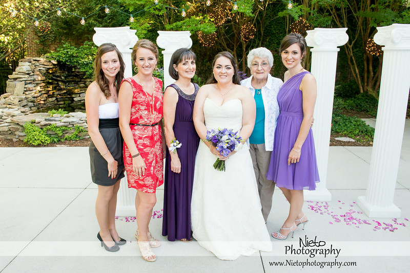 The Garden on Millbrook Wedding - Sarah & Brad - 3489