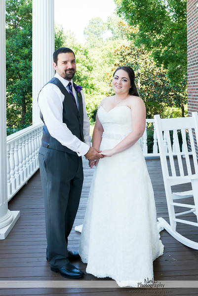 The Garden on Millbrook Wedding - Sarah & Brad - 1707-Edit