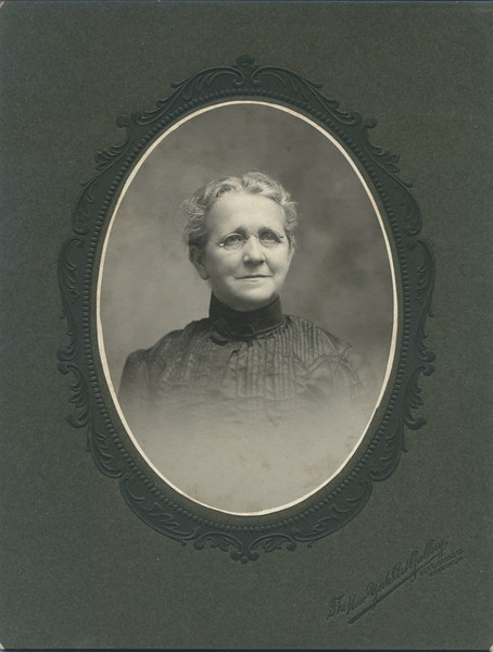 "Mary Frances ""Molly"" Gee (Webb)"