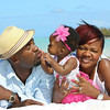 Davis's, Family Photo Shoot in Treasure Cay. Abaco Bahamas.
