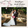 Kaitlyn & Evan Album Proof 001 (Side 1)