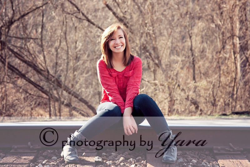 Gorgeous 2013 High School Senior!