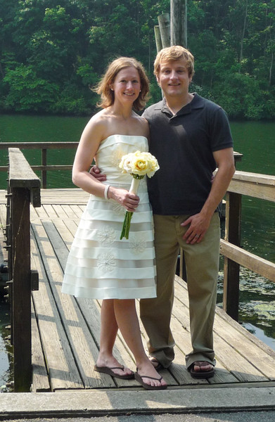 Stacy (Emerich) and Patrick Ryan, married April 30, 2012.