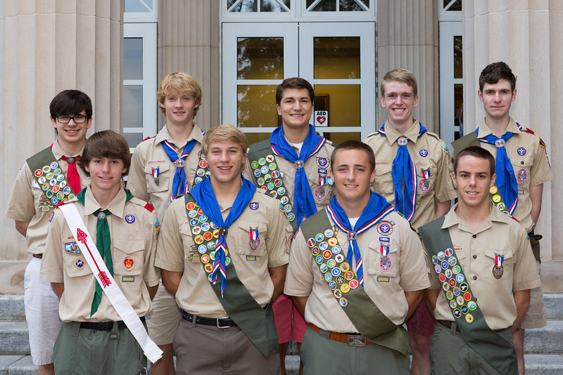 JHP 20130918 Eagle Scouts Yearbook