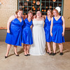 Wedding Reception at Prairie St. Brewhouse in Rockford, IL.  Wedding photographer – Ryan Davis Photography – Rockford, Illinois.