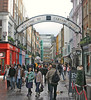 TR-On Carnaby Street Everything Is Free-Ian Sutherland