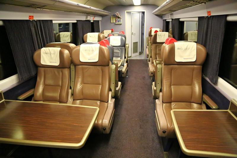 40207 - Interior fitted with Leather Primarius Seating<br /> <br /> 22/11/14
