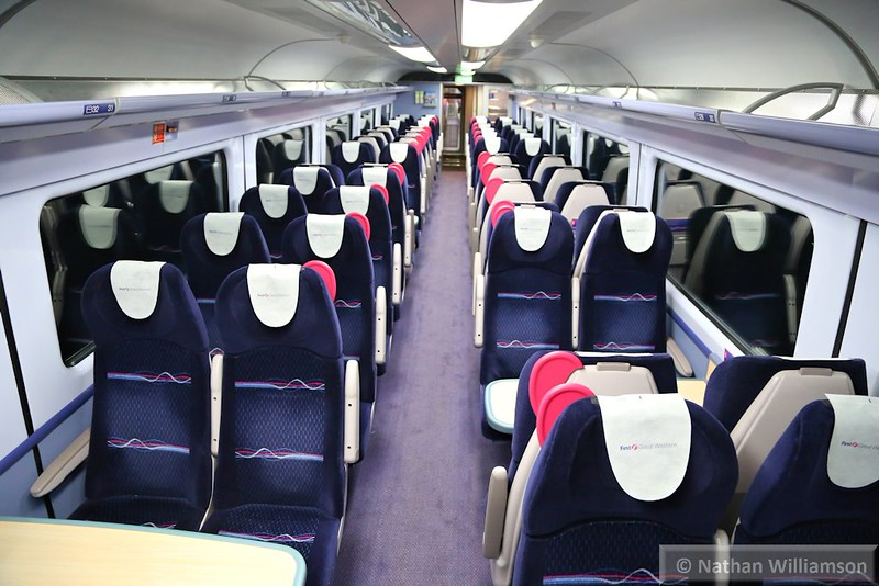 42516 Interior - fitted with revised seating layout featuring 8 tables<br /> <br /> 20/11/14