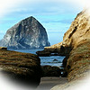 Pacific City's Haystack Rock