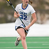 Caroline Keaveney of Colby College, during a NCAA Division III women's lacrosse game against at Tufts University on March 15, 2014 in Waterville, ME. (Dustin Satloff/Colby Athletics)