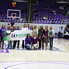 School of Nursing, Nurses Appreciation Night, Basketball, Nursing 60th Anniversary, tribute to nursing athletes