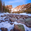 Dream Lake winter