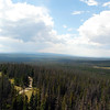 View from Deadman's Fire Lookout Tower
