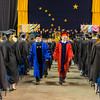"Members of the UAF Faculty proceed down the isle flanked by the graduating class of 2014 during the Commencement Ceremony Sunday, May 11, 2014, at the Carlson Center.  <div class=""ss-paypal-button"">Filename: GRA-14-4187-103.jpg</div><div class=""ss-paypal-button-end""></div>"