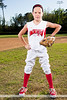 Sports Portraits - Carolina Mash Fastpitch - 0741