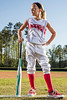 Sports Portraits - Carolina Mash Fastpitch - 0712