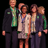 Girl Scouts Gold Award Ceremoy at the Riverside Auditorium