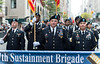"New York 77th Sustainment Brigade - New York's Own ""Liberty Warriors""."